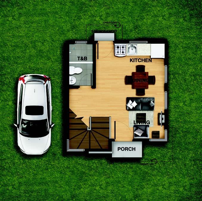 Celine Ground Floorplan