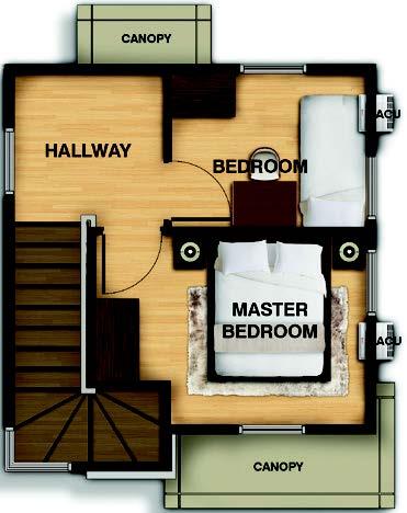 Celine Second Floorplan